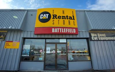 Battlefield Equipment Rentals Belleville Location