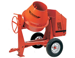Concrete Mixers Rental