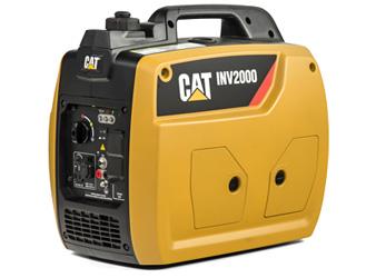 Cat Portable Generators - Battlefield Equipment Rentals
