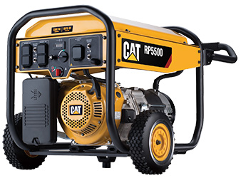 Cat® RP5500 Portable Gas Generator
