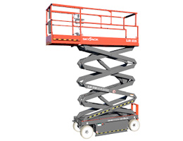 Scissor Lifts, 14' - 32' Rental