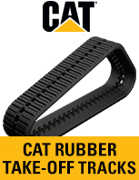 2018 Cat Rubber Tack-Off Tracks