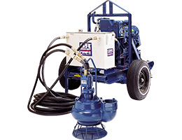 "4"" - 6"" Submersible Pump Rental"