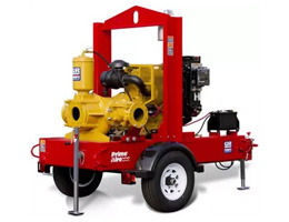 "6"" Trash Pump Rental"