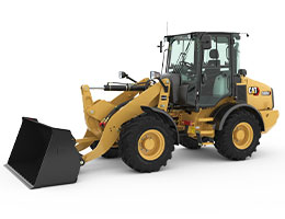 Cat Compact Wheel Loaders Rental
