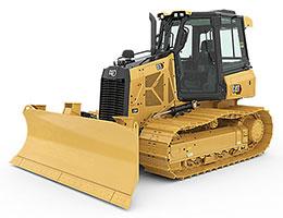 Cat Dozers (D3, D4 & D5 Models) Rental
