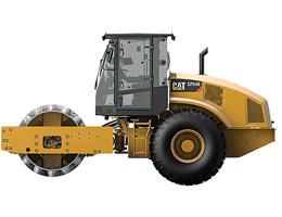 Compacteurs de sol vibrants (10,000 à 25,000 lbs) Rental