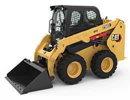 Cat Skid Steer Loaders (Radial Lift) Rental