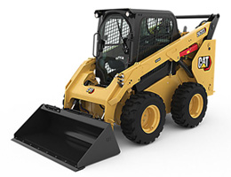 Cat Skid Steer Loaders (Vertical Lift) Rental