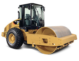 Compacteurs de sol (10,000 à 25,000 lbs) Rental