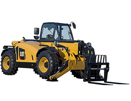 Cat Telehandlers Rental