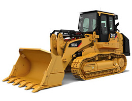 Cat Crawler Loaders (Tracked Loaders) Rental
