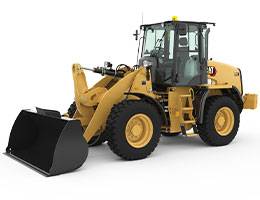 Cat Wheel Loaders Rental