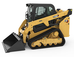 Cat Multi Terrain & Compact Track Loaders Rental