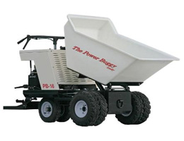 Concrete Power Buggies Rental