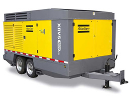 Diesel Air Compressor, Silenced (750-900 CFM) Rental