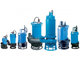 "2"" - 6"" Hi-Head Submersible Pumps Rental"