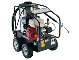 Pressure Washers (Hot Water) Rental
