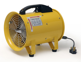 "Manhole Ventilators, 12"" Vortex Rental"