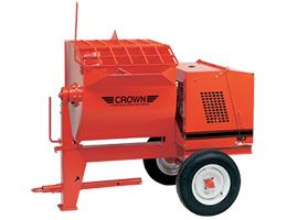 Mortar Mixers Rental
