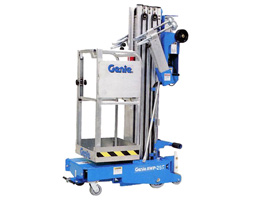 Personnel Lifts, 24' Rental