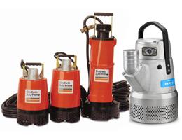 Pompes submersibles électriques 2-10''  Rental