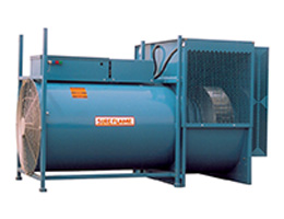 Pressurized Heaters Rental