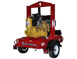 """6"""" Prime Air Trash Pump Rental"""