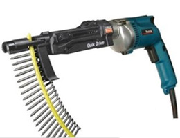 Quickdrive Screwgun Rental