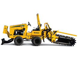 Ride-On Trenchers Rental