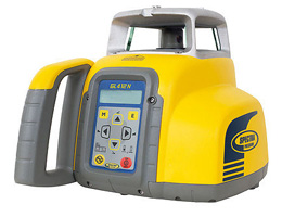 Single Slope Laser Levels Rental