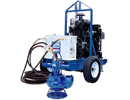 "3"" Submersible Sludge Pump Rental"