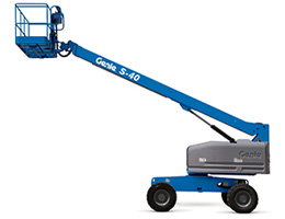 Telescopic Booms, 45' - 125' Rental
