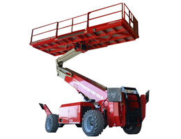 Titan Ultra Deck Boom Lift Rental